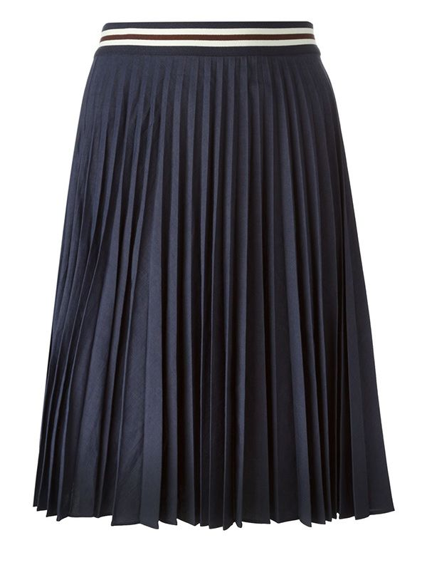 Theory Pleated Tennis Skirt