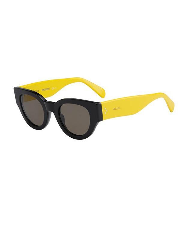 Celine Bicolor Sunglasses
