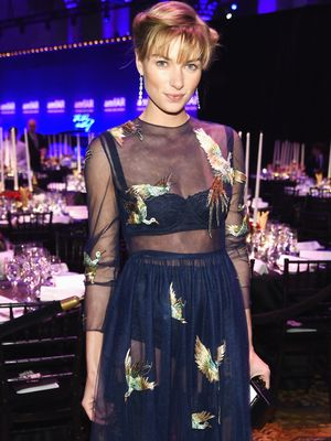 Exclusive Instagram Diary: Jessica Hart Gets Ready for the amfAR Gala