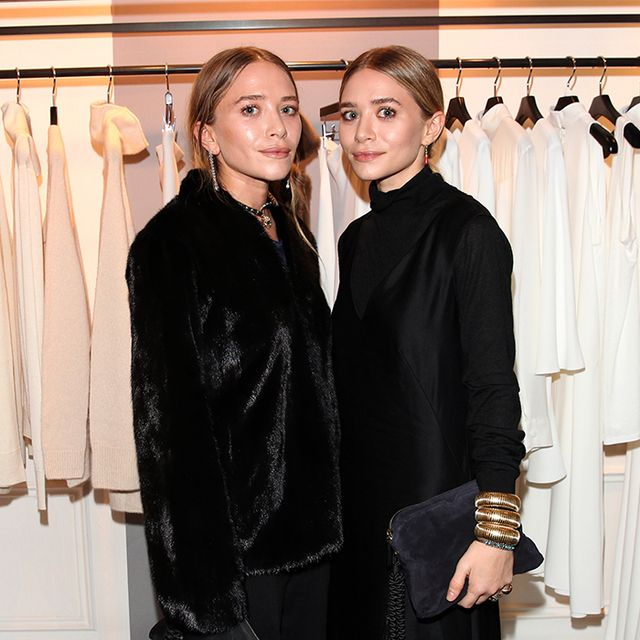 Mary-Kate and Ashley's Next Move? Wooing New York's Uptown Girls