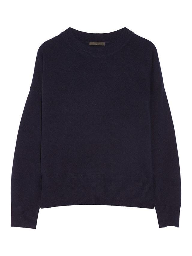 The Row Nola Oversized-Cashmere Sweater