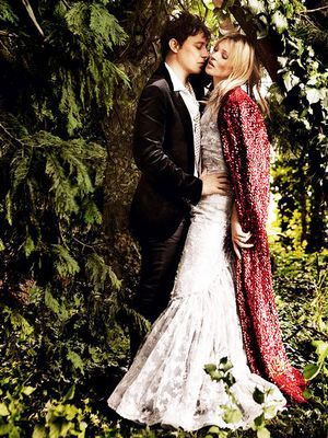 The Most Romantic Fashion Editorials on Pinterest