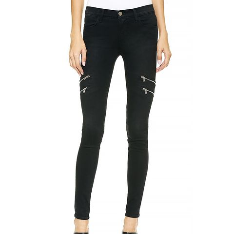 8870 Dee Zip Photo Ready Skinny Jeans