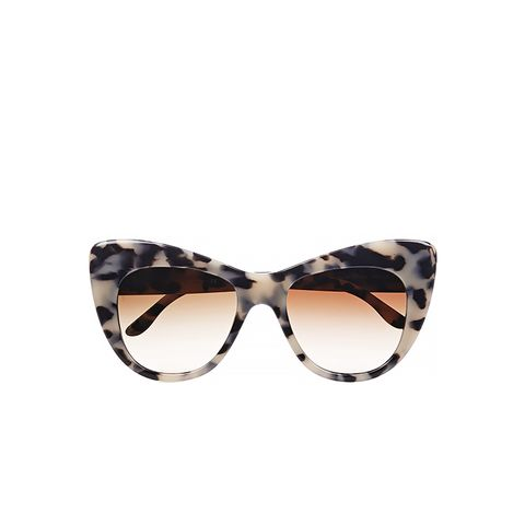 Tortoiseshell Cat Eye Acetate Sunglasses