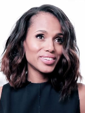 Kerry Washington Shares Her Beauty Routine