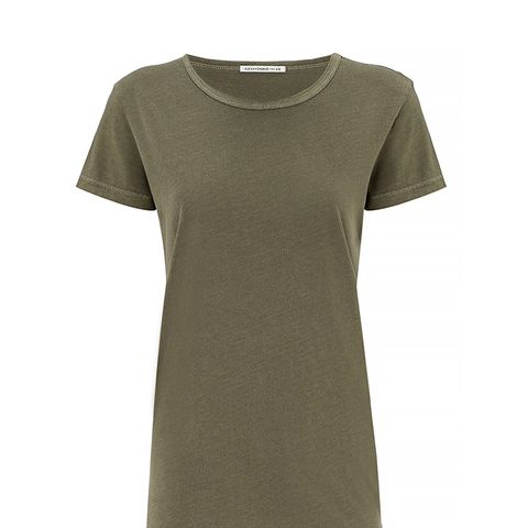 Faded Olive the Boyfriend T-Shirt