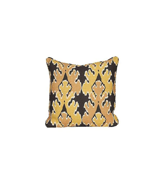 LDC Home Bengal Bazaar Marigold Toss Pillow