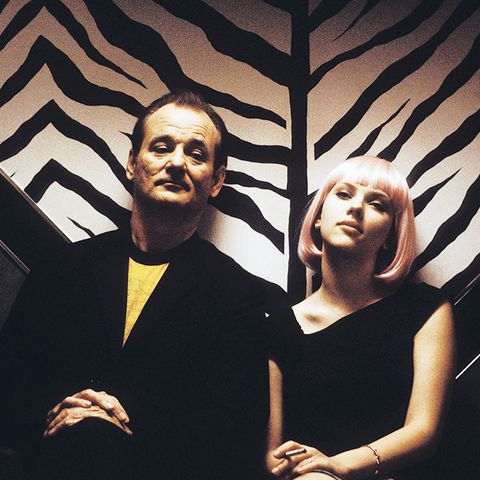 Bob and Charlotte in Lost In Translation