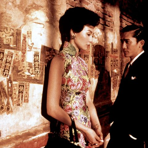 Chow and Su in In The Mood For Love