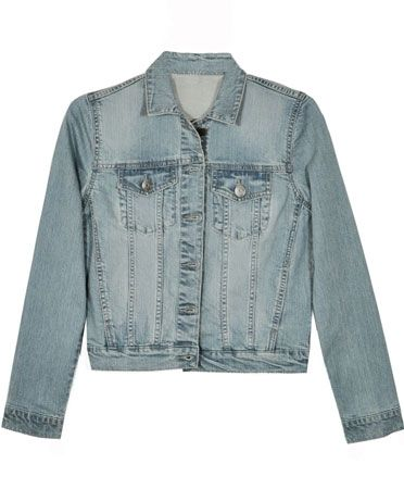 Courtshop  Sam Jean Jacket
