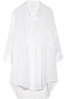 Donna Karan  Ramie Shirt