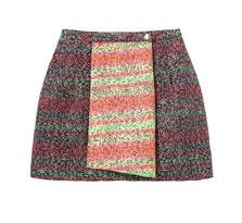 Kenzo Graphic Wrap Skirt