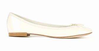 Repetto BB Patent Ballerina Flats