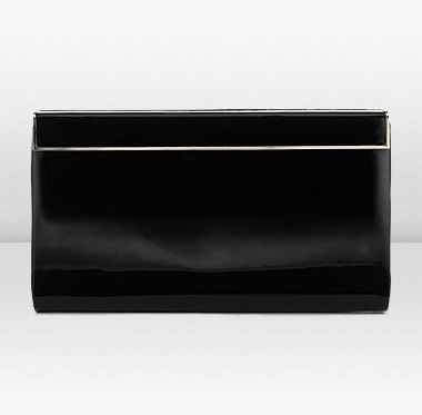 Jimmy Choo Jimmy Choo Cayla Patent Leather Clutch