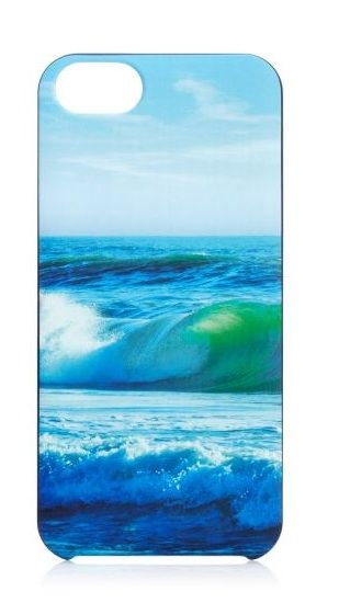 Juicy Couture  Ocean Waves iPhone 5 Case