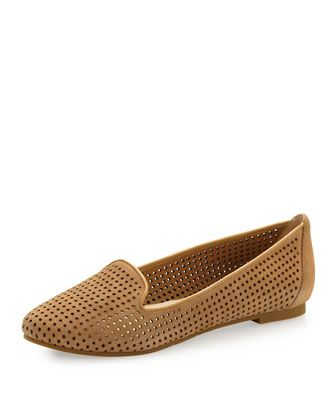Jay Litvack Nicki Perforated Flat