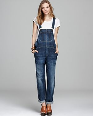 Citizens of Humanity  Quincy Overalls