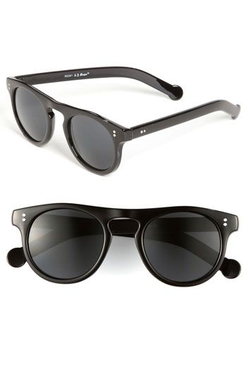 A.J. Morgan  47mm Retro Sunglasses
