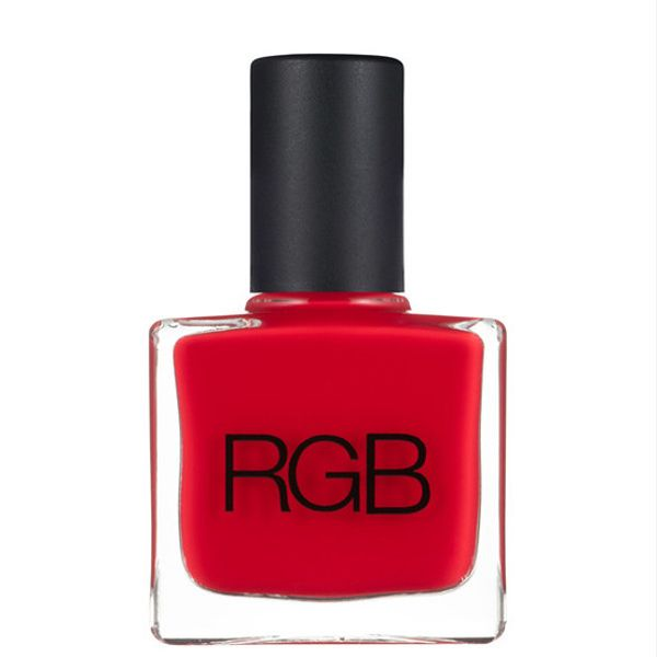 RGB  Too Red Nail Polish