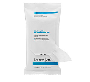 Murad Clarifying Wipes for Blemish-Prone Skin