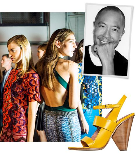 Check Out Derek Lam's Mood Board