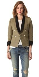 BOY. By Band of Outsiders  BOY. By Band of Outsiders Shawl Collar Jacket