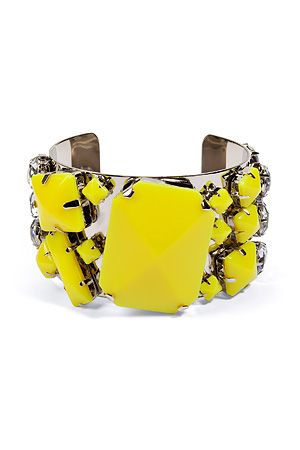 By Malene Birger  Quilcina Embellished Cuff