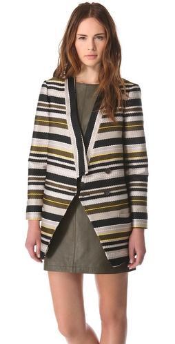 Jennni Kayne  Cutaway Coat