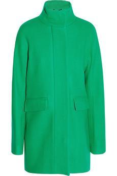 J.Crew  Cocoona Wool-Blend Coat
