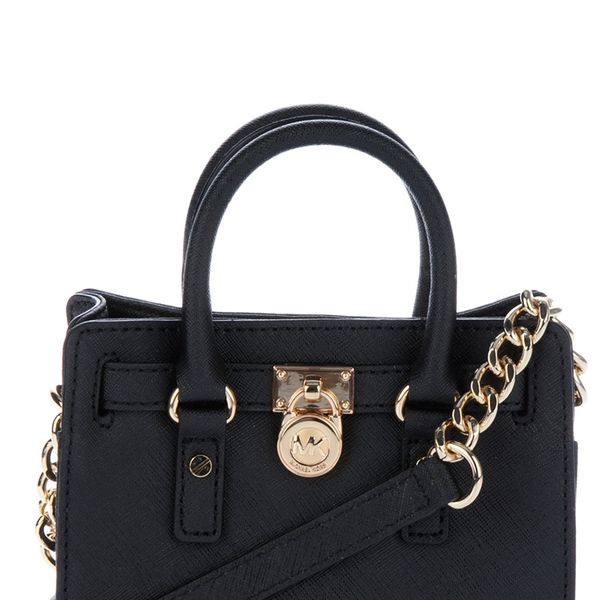 Michael Kors  Mini Hamilton Crossbody Bag