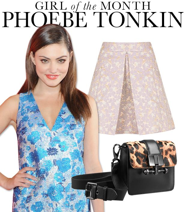 Everything You Need To Get Phoebe Tonkin's Sultry Style