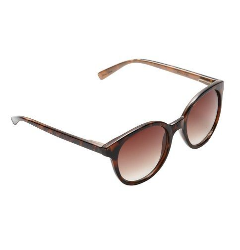 LOFT Astor Round Sunglasses