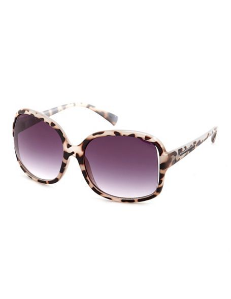 Charlotte Russe Square Tortoise Shell Shades
