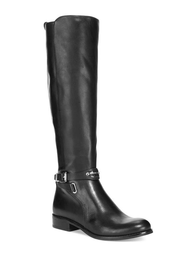 MICHAEL Michael Kors Arley Riding Wide Calf Boots