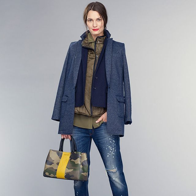 Banana Republic F/W 15: Layers of Perfection