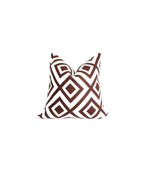 Arianna Belle La Fiorentina Pillow in Bark
