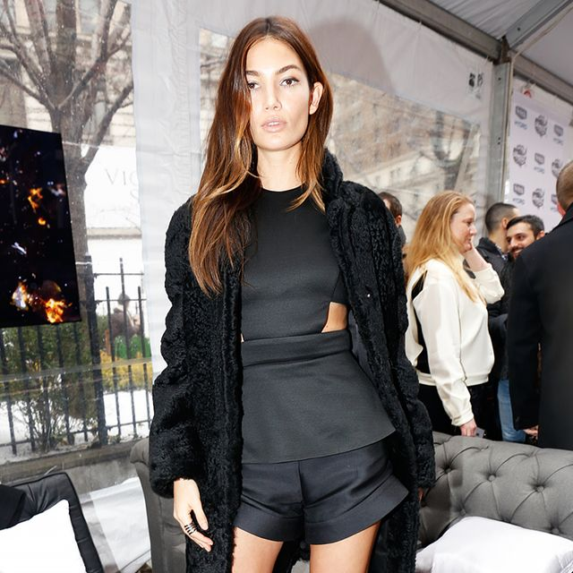 How to Copy Alexa Chung and Lily Aldridge's Outfits in 3 Easy Steps