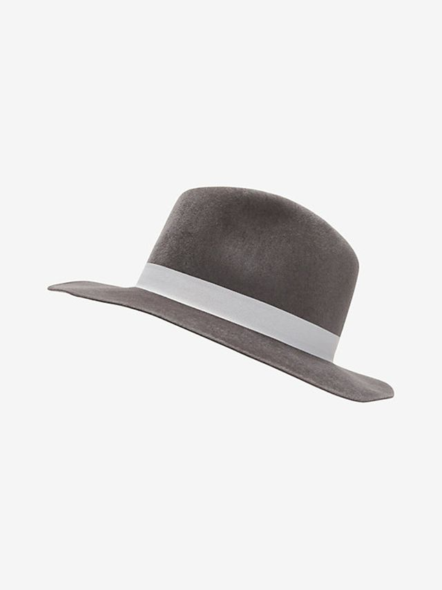 Hat Attack Medium Brim Velour Floppy Hat