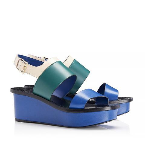 Essex Wedge Sandals