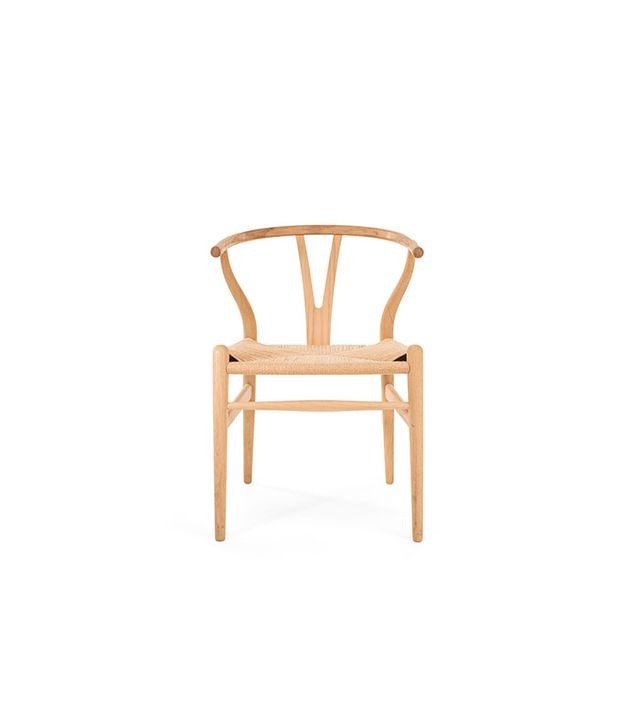 Hans Wegner Carl Hansen Oak Wishbone Chair