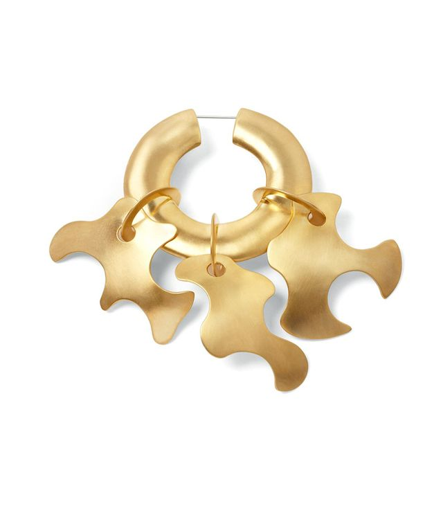 Paige Novick for Tibi Single Sculpture Earring
