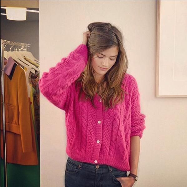 Alessandra Codinha, Vogue.com Fashion News Editor