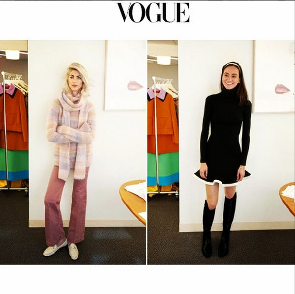 Kelly Connor, Vogue.com Market Editor and Vogue Denim Editor