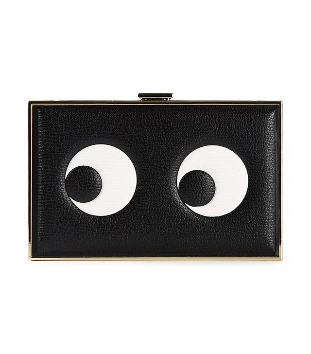 Anya Hindmarch Imperial Eyes Clutch
