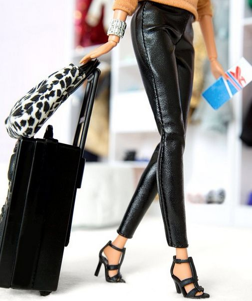Finally: Modern Barbie Will Actually Be Able to Wear Flats