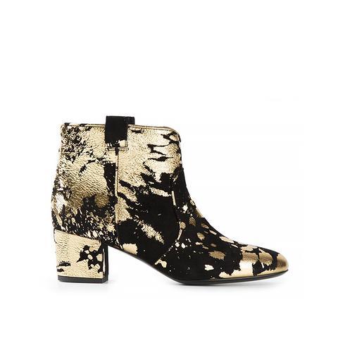 Belen Metallic Boot