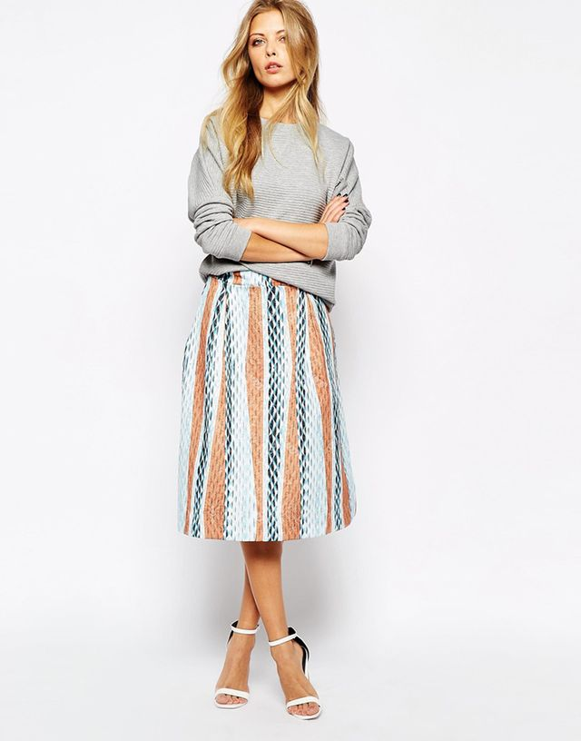 Y.A.S. Arris Full Skirt