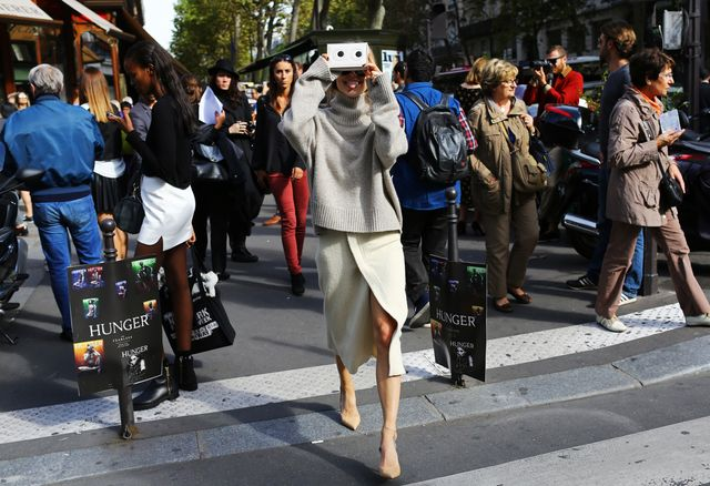One Woman's Honest Account of What Fashion Week Is Really Like