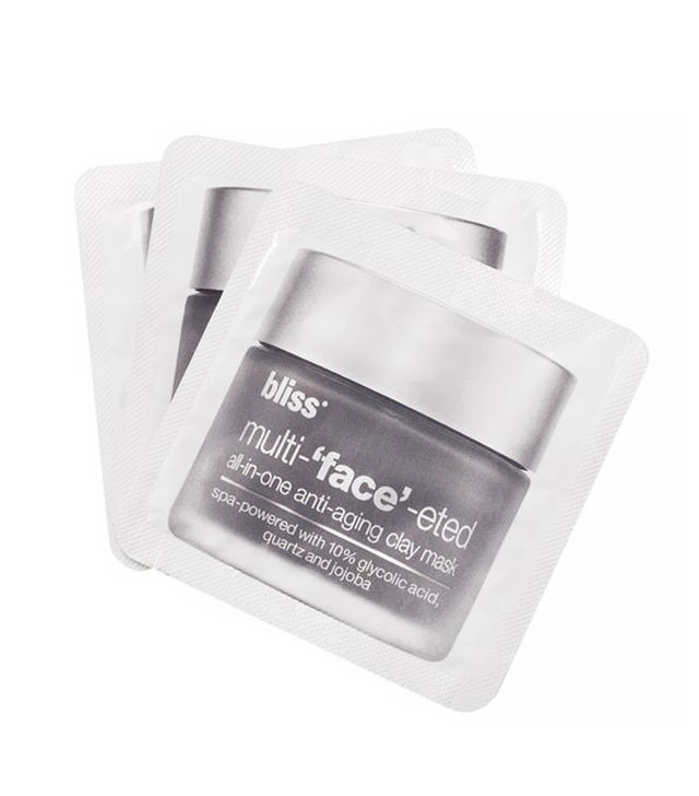 Bliss Multi Face-eted All-in-One Anti-Ageing Clay Mask