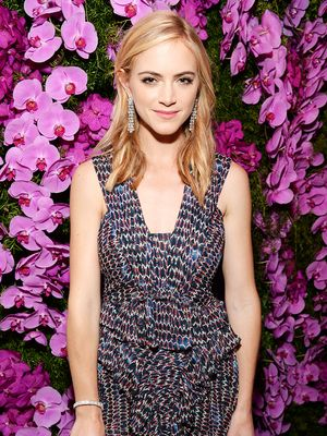 Exclusive: Getting Red Carpet Ready With Actress Emily Wickersham